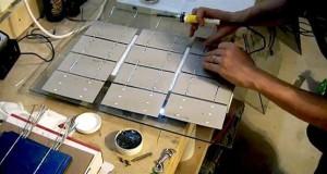 Homemade Solar Panels – As Easy As 1-2-3
